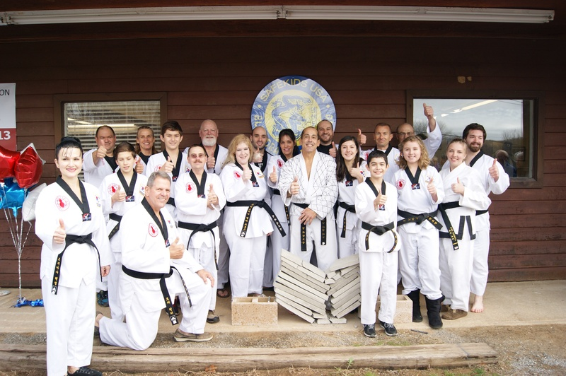 SafeKids USA Tae Kwon Do School Grand Opening  December 16, 2013