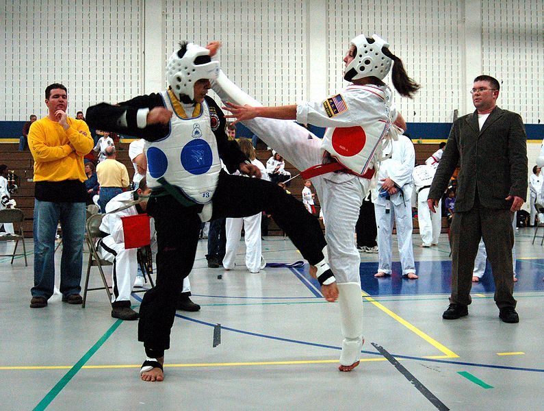 Basic Student Sparring Rules